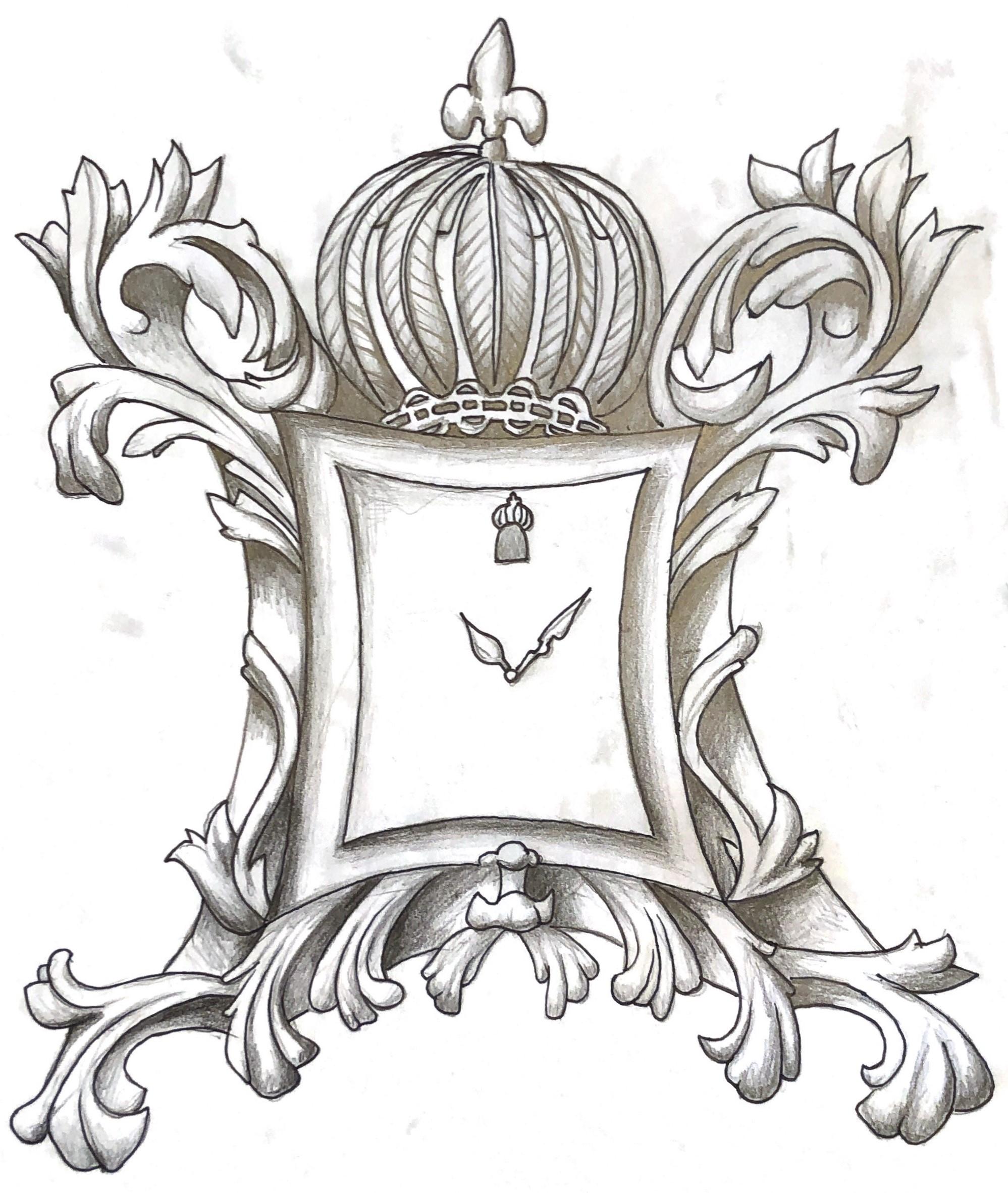 Pompöös Kuckucksuhr designed by Harald Glööckler